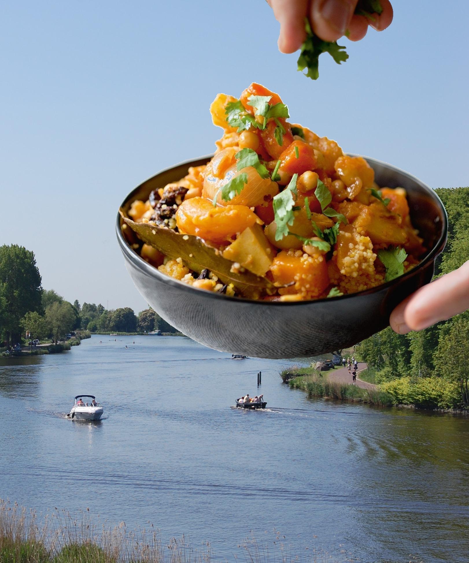 Vrijdagavond eten op Willem III