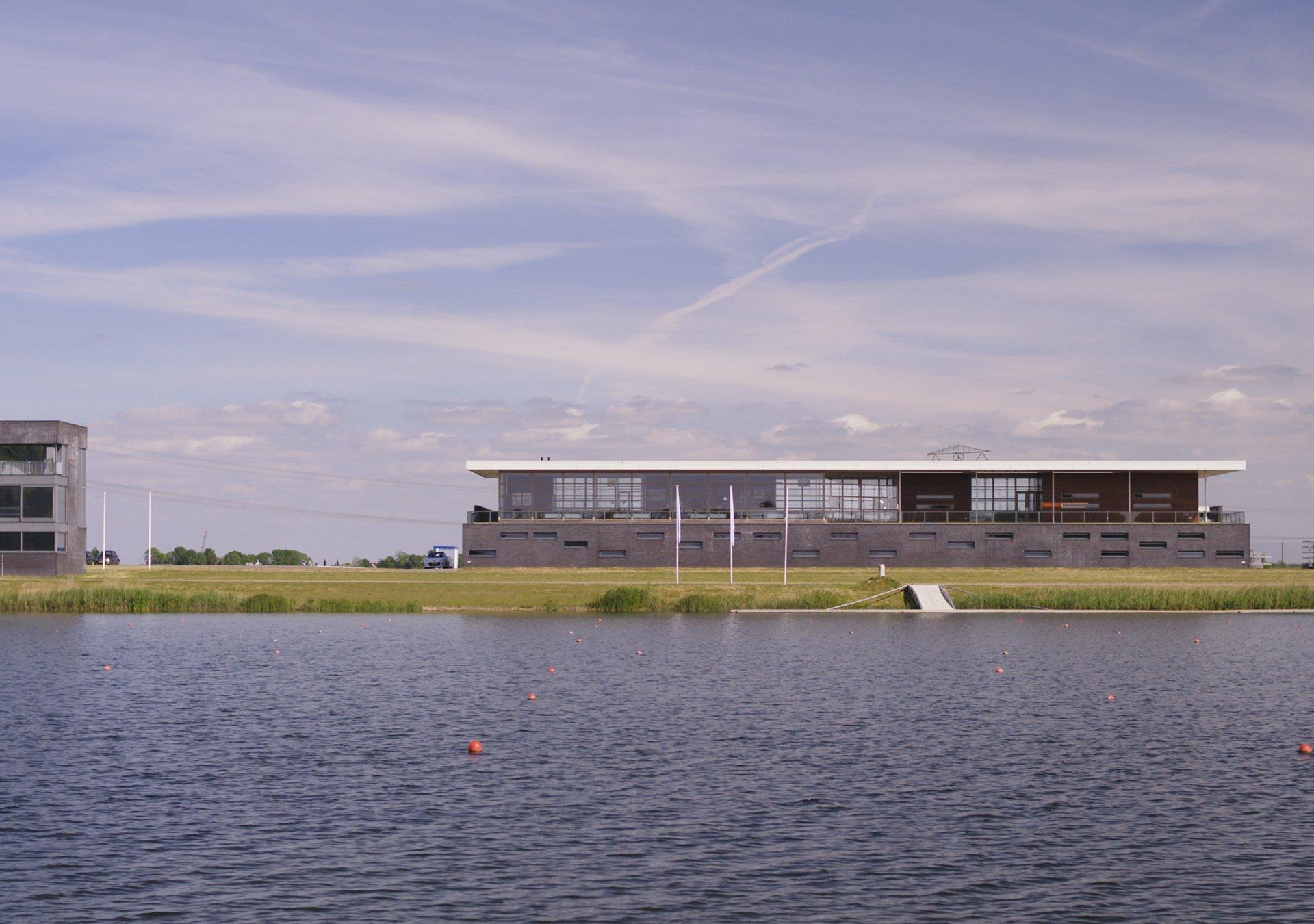 Willem Alexander Baan in Rotterdam, roeien NK